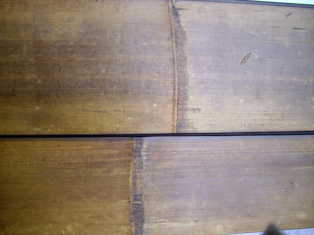 Parquet bambou si j 39 avais su redon ille et vilaine - Parquet en bambou ...